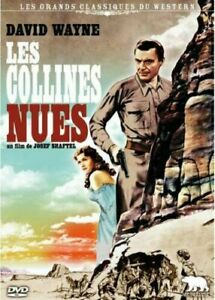 DVD : Les collines nues - WESTERN - NEUF