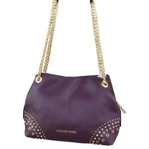 nwt michael kors jet set medium messenger shoulder bag chain tote rh ebay com