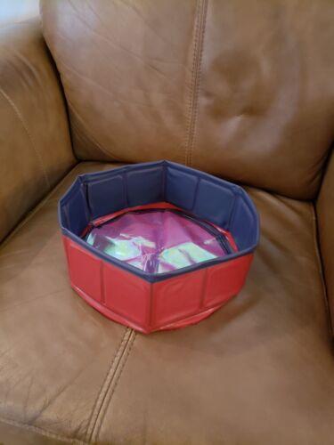 Fuloon Foldable PVC Pet Swimming Pool Bathing Tub Bathtub Dogs Cats ...