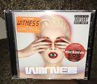 Katy Perry 2017 Witness CD Target Exclusive + 2 Bonus Tracks New Pop  minaj
