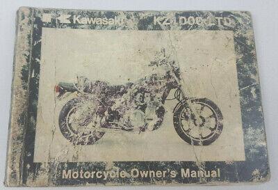 [DIAGRAM_5NL]  Kawasaki KZ1000 LTD Owner's Manual KZ1000-B3 Motorcycle with Wiring  Schematic | eBay | 1986 Kz1000 Wiring Diagram |  | eBay