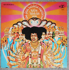 JIMI HENDRIX EXPERIENCE - Axis: Bold As Love, Tribute Inner sleeve, EX Vinyl