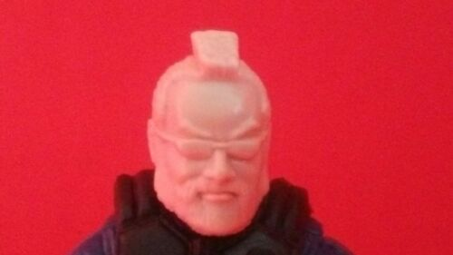 MH111 Cast Action figure head sculpt for use with 1:18th scale GI JOE Military