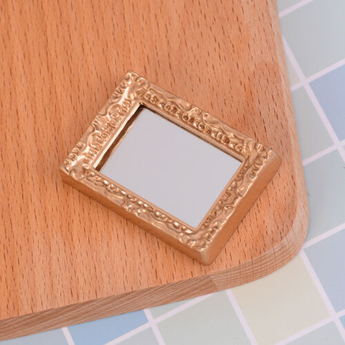 1:12 Miniature dollhouse mirror decoration toy furniture accessories toys