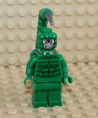 Lego Super Heroes Scorpion Minifigure NEW!!!