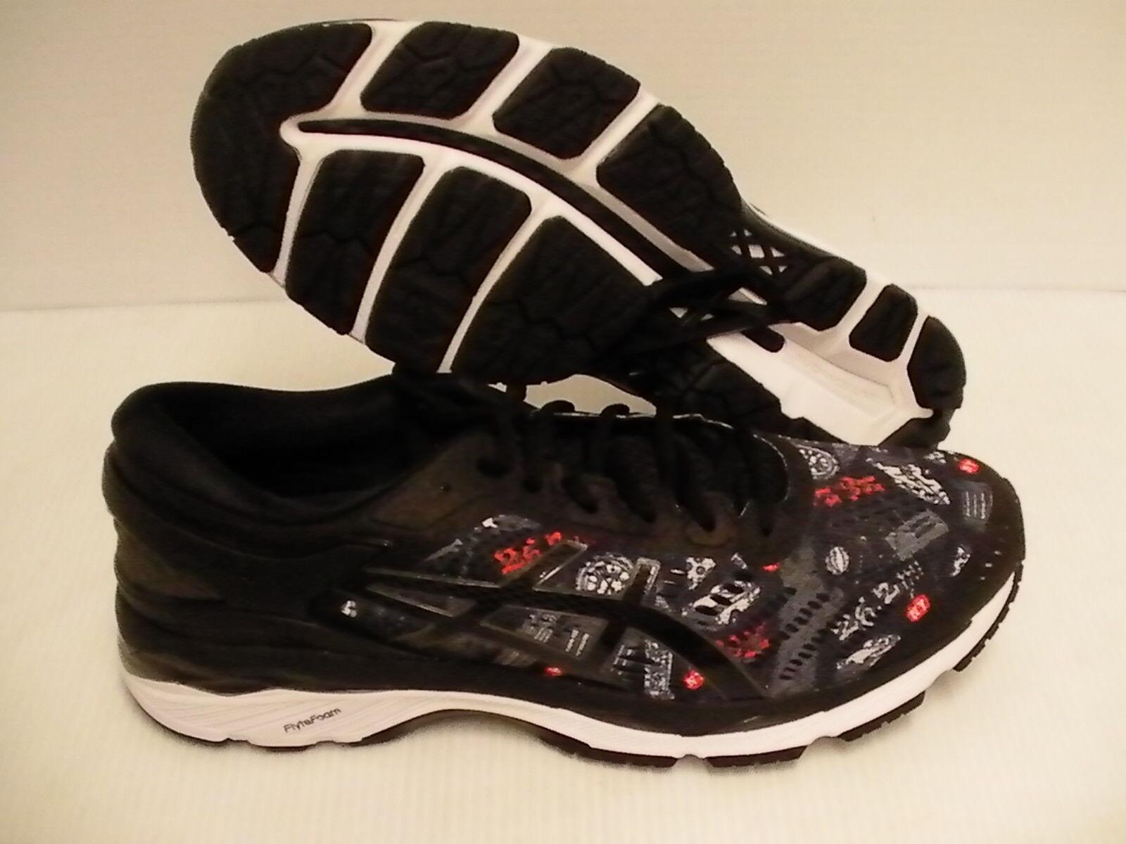Asics men's gel kayano 24 nyc twenty six two running shoes size 10.5 us