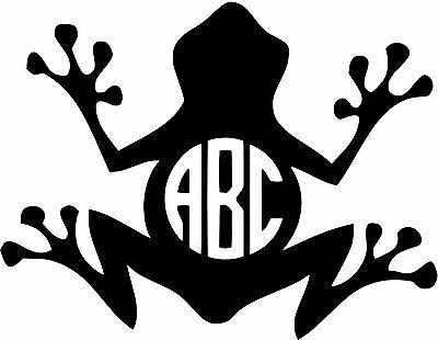 Int5-switch plug Frog Frog Decorative vinyl sticker personalised