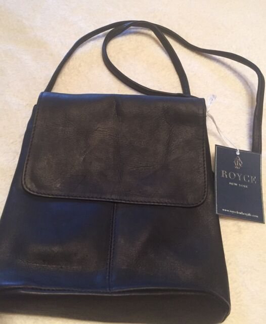 04a5b771d4 Buy Royce Leather Vaquetta Small Flap Over Crossbody Bag online