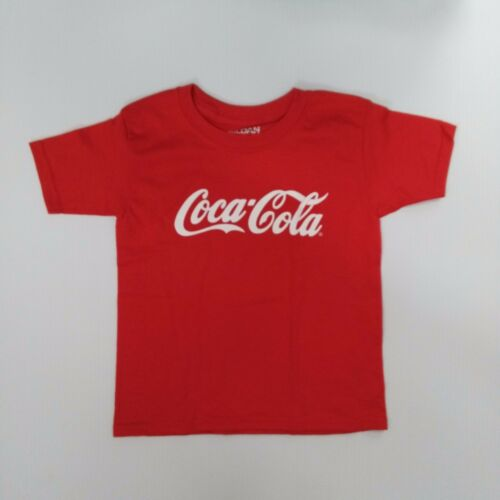 Coca-Cola Children/'s Tee T-Shirt Medium Child Youth