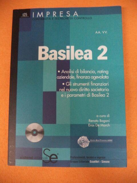 Book Libro + CD ROM BASILEA 2 RENATO BOGONI EROS DE MARCH 2005 IMPRESA 125 (L20)