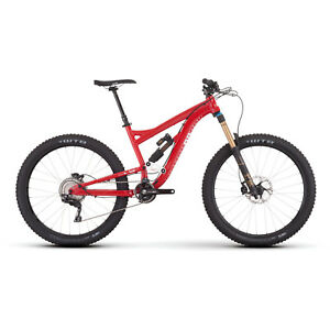 Diamondback 2017 Mission Pro Mountain Bike Red