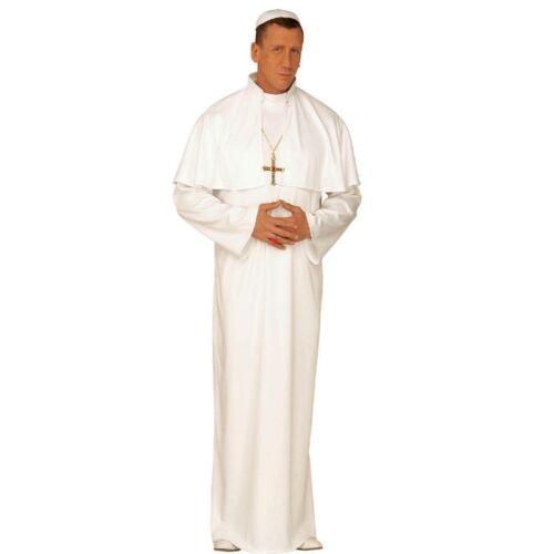 L DELUXE PAPST KOSTÜM Gr 52//54 Karneval Kirche Priester Fasching #4323