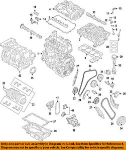 mini oem 07 15 cooper engine oil pan 11137550483 ebay rh ebay com 2009 Mini Cooper Engine Diagram 2002 Mini Cooper Engine Diagram