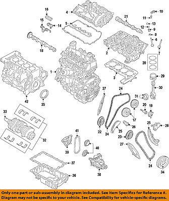 [DIAGRAM_1CA]  MINI OEM 07-15 Cooper-Engine Oil Pump Gear Sprocket 11217588996 | eBay | 2015 Mini Cooper Engine Diagram |  | eBay
