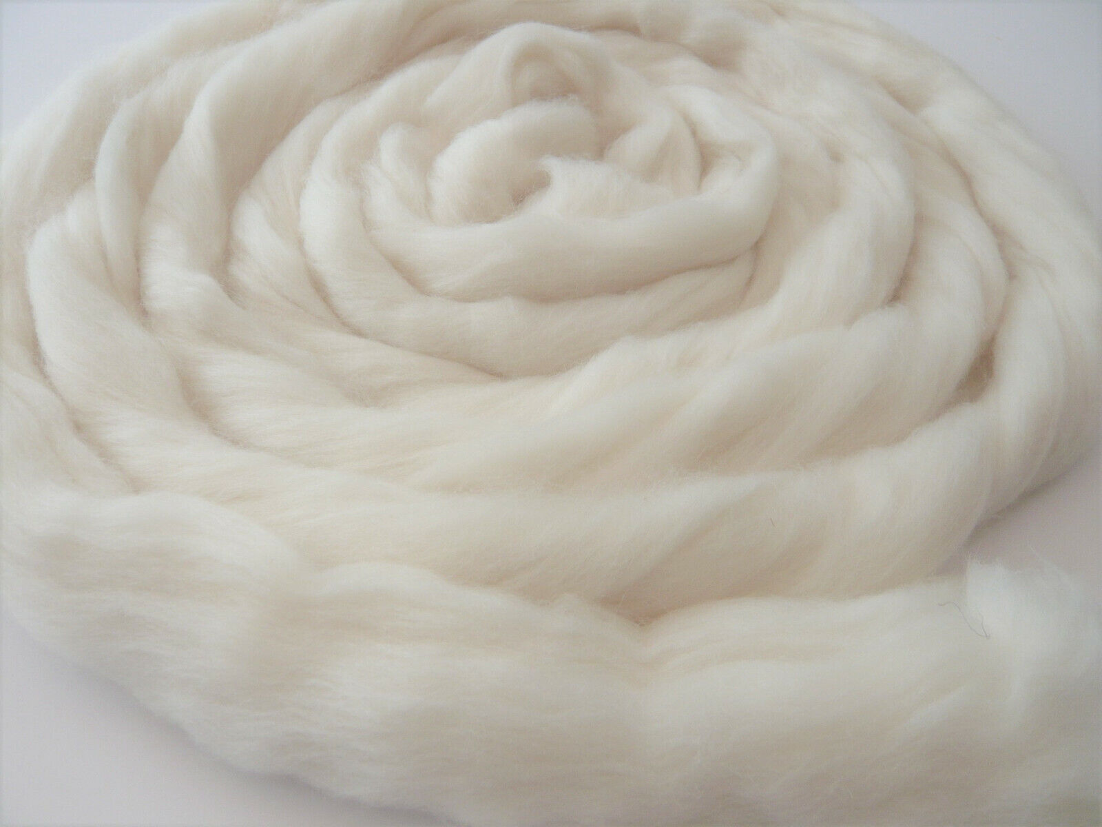 Red Natural Wool Roving For Felting 20G