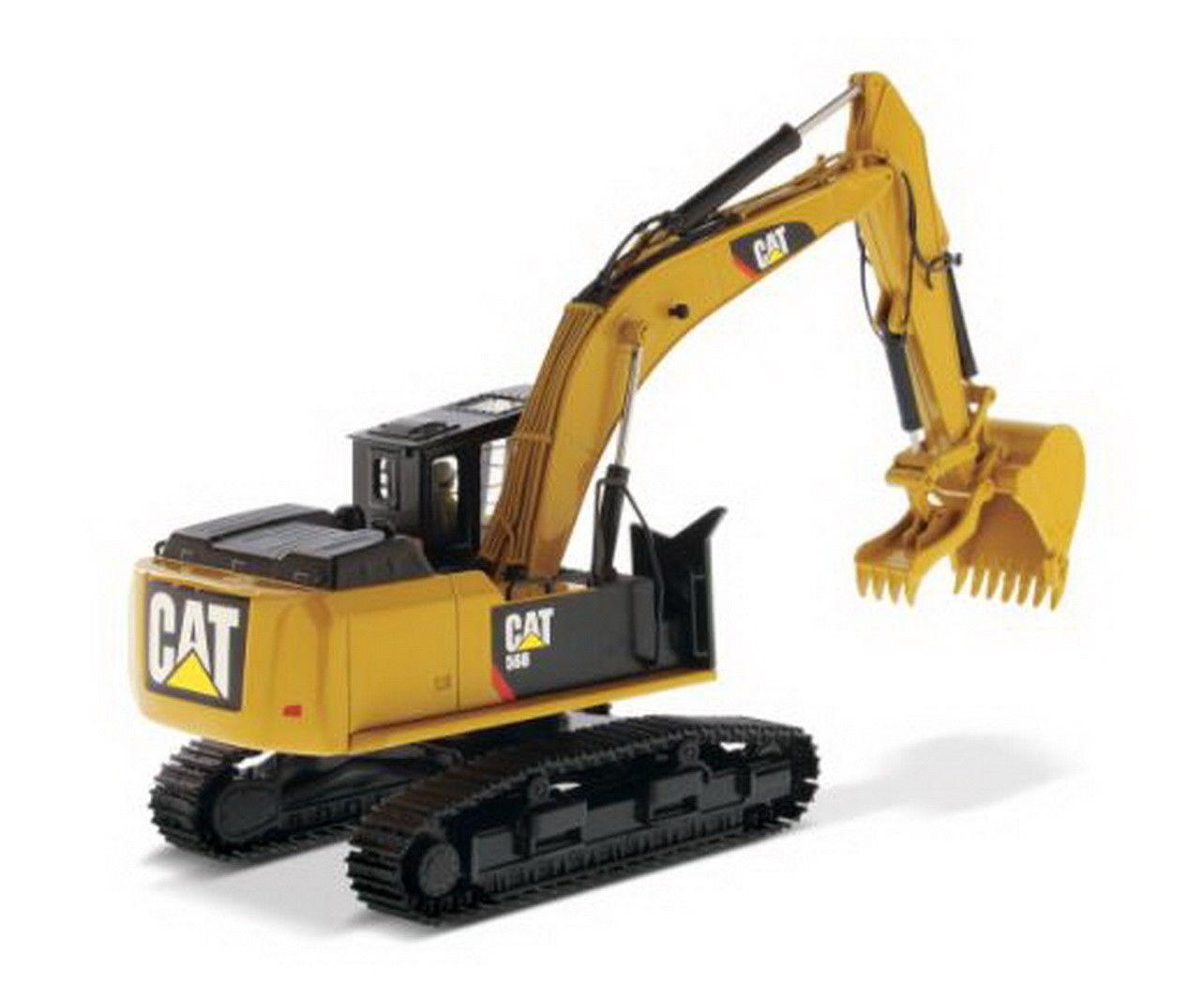 1   50 dm caterpillar katze 568 straße builder konfiguration ein diecast modell   85923
