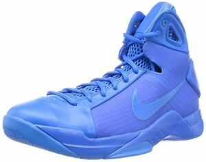 Nike Hyperdunk '08 Men's Basketball Shoes 820321 400 Multiple Sizes Photo Blue