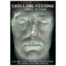 CHILLING VISIONS - 5 Senses of Fear TERRIFYING HORROR DVD