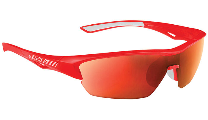 GLASSES SALICE Mod.011 RW RED Lens Rainbow red GLASSES salice 011RW red