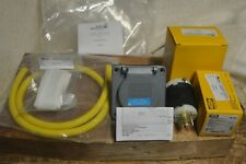 NEW ! HUBBELL HBL2320CN Twist-Lock Receptacle 2Pole 3Wire