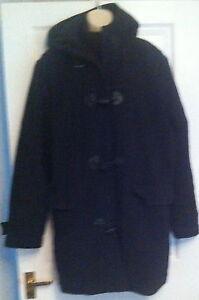 Dettagli su Da Uomo Zara Basic Casual Cappotto 1975 con dimensioni Felpa con cappuccio EUR XXL mostra il titolo originale