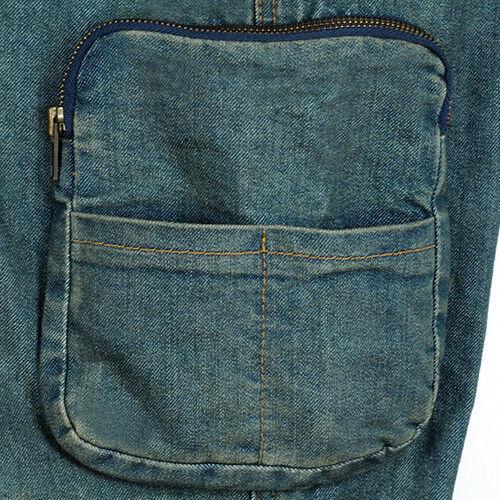 Jeans von der Arbeit Cofra Mod. Havanna - - - Kurze Hosen Sicherheit | Die Königin Der Qualität  de0eeb