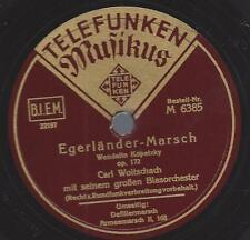 Blasorchester Carl Woitschach 1939 : Defiliermarsch - Armeemarsch II, 168