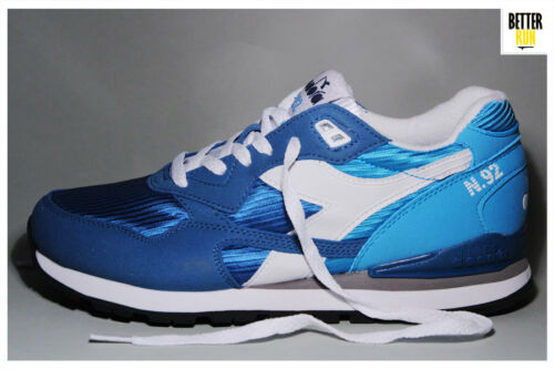 Diadora 501.17047701C6132 N-92 Azzurro Atollo Blu Divino