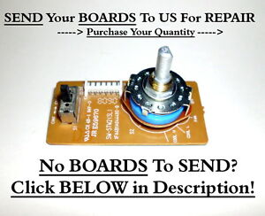 rebuild service rebuild your sanyo stw ptac main switch board sw