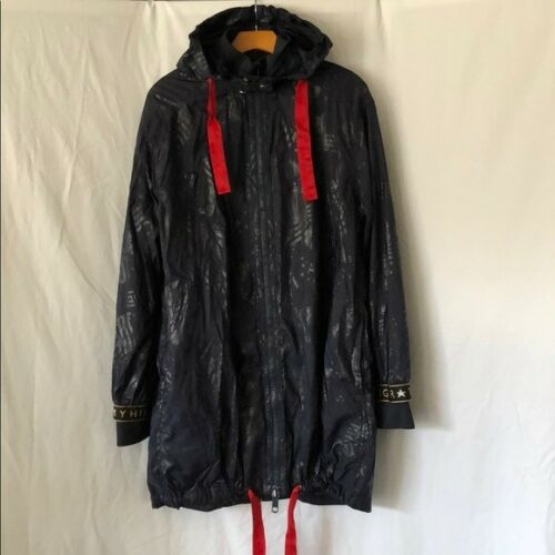 RARE!!! TOMMY HILFIGER Collection Navy Windbreaker