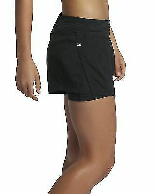 the sale of shoes pick up fashion styles Nike Women's Eclipse Flex 2 in 1 Running Shorts Black Dri Fit Sz XL - for  sale online | eBay