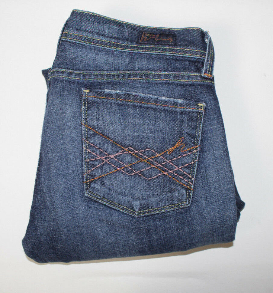 Citizens of Humanity Jeans Naomi 065 Low Waist Flare Size 28