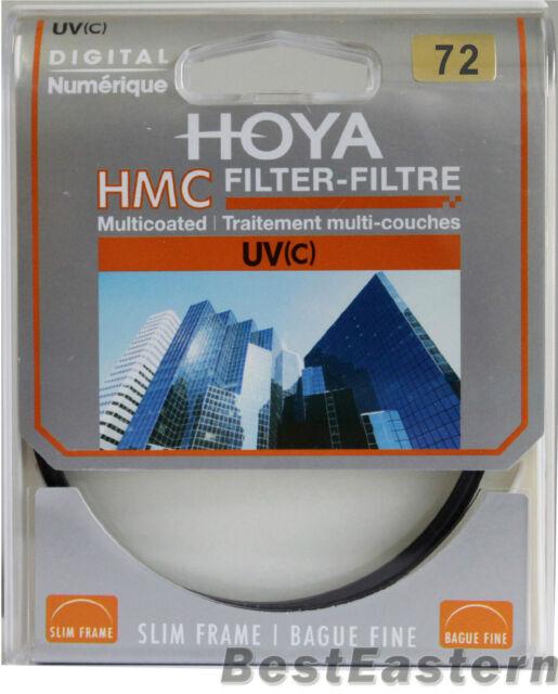 Genuine HOYA  72mm HMC UV (C) Digital SLIM Frame Multi-Coated Filter 72 mm
