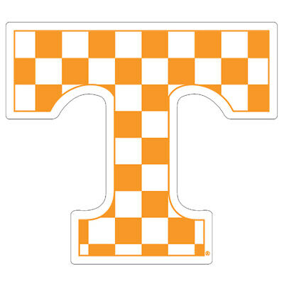 SDS Design NCAA Tennessee Volunteers 3 Auto Magnet Vinyl Decal Official License Logo