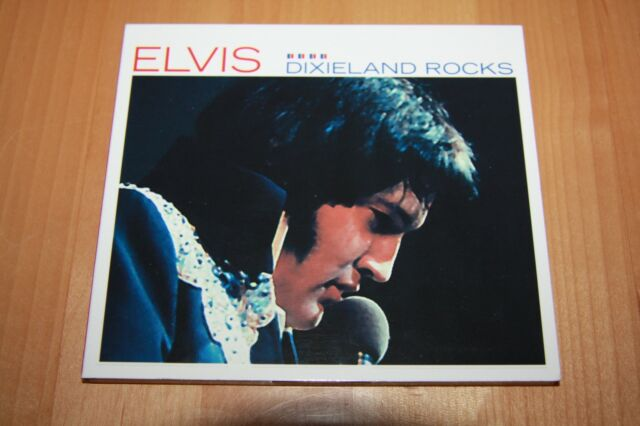 Elvis Presley FTD CD Dixieland Rocks Follow That Dream