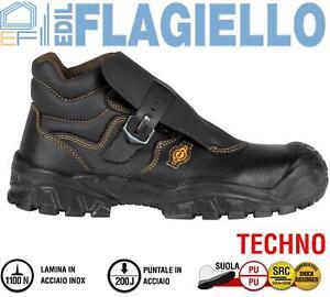 Dettagli su Scarpa da Lavoro Antinfortunistica Cofra NEW TAGO UK S3 SRC taglie 39 47
