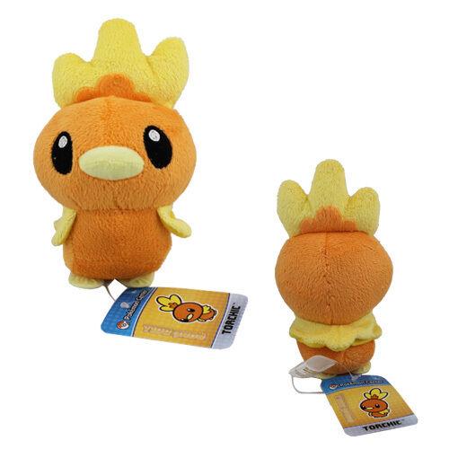 Cute ! Pokemon Torchic 17cm Soft Plush Stuffed Doll Toy