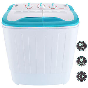 Portable-Mini-RV-Dorm-Compact-8-9lbs-Washing-Machine-Washer-Spin-Dryer-Laundry