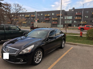 2011 Infiniti G25x Sedan Clean Title