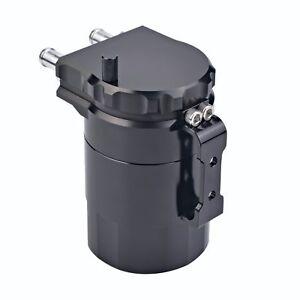 Billet-Aluminium-Baffled-Oil-Catch-Can-Breather-Tank-BMW-1-2-3-4-5-6-7-Series-BK