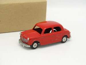 Mercury-1-43-Fiat-Nuova-1100-Rouge-N-13