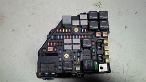 2005 cadillac cts v fuse box block fusebox underhood assemblyFuse Box In 2005 Cadillac Cts #14