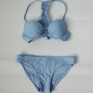 59baf33213 Aerie by American Eagle Women's Push Up Swim Bikini Size 32A ...