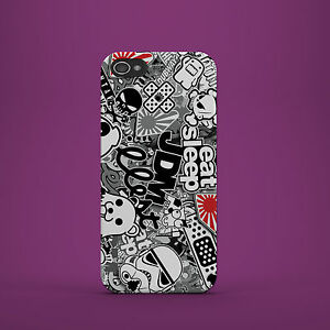 JDM-STICKER-BOMB-DRIFTING-CARS-PHONE-CASE-COVER-FITS-IPHONE-AND-SAMSUNG-MODELS