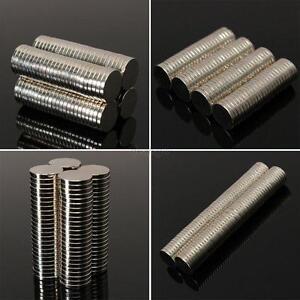 10/50/100Pcs Magneti Neodimio Calamita Potente Ceramica Magnete Calamite Strong
