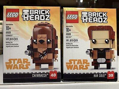 LEGO 41609 BrickHeadz Chewbacca