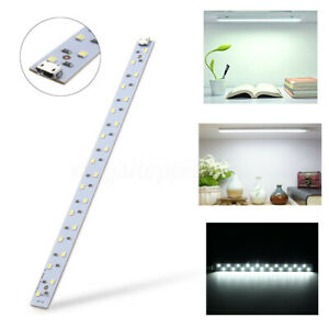 Portable-20cm-USB-5V-20-LED-Rigid-Strip-Light-Bar-Cabinet-Closet-Tube-Night