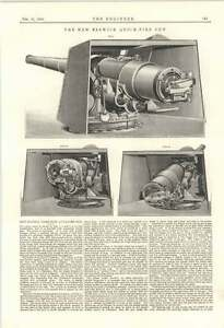 1895 New Elswick Quickfire Gun 8 Inch - <span itemprop=availableAtOrFrom>Jarrow, United Kingdom</span> - If for any reason you are not satisfied with your item, do let us know. If you wish to return it, you may, within 14 days, and we will issue you with a full refund. Most purchases from bus - Jarrow, United Kingdom
