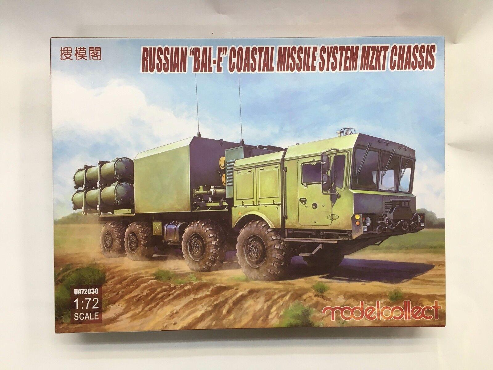 "Modelcollect UA72030, Russian ""Bal-E"" mobile coastal defense missile luncher"