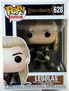 Movies Legolas Vinyl Figure #628 Funko Lord Of The Rings Pop